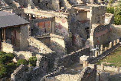 Oude stad Herculaneum