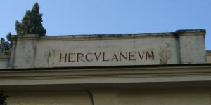 Tour Herculaneum