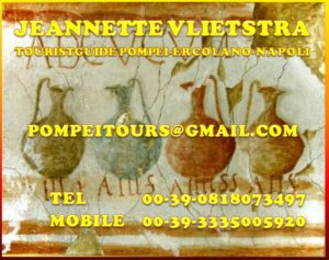 Visitekaartje mailto:pompeitours@gmail.com